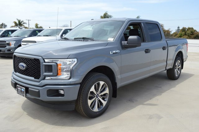 2019 F-150 SuperCrew Cab 4x2,  Pickup #F91999 - photo 4