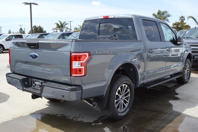 2019 F-150 SuperCrew Cab 4x4,  Pickup #F92148 - photo 2