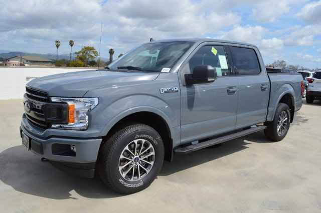 2019 F-150 SuperCrew Cab 4x4,  Pickup #F92148 - photo 4