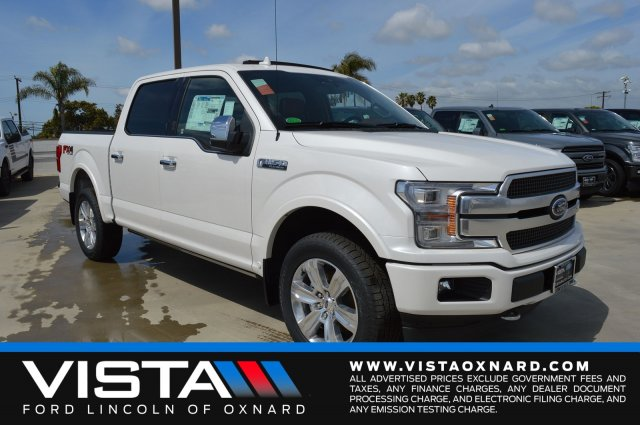 2019 F-150 SuperCrew Cab 4x4,  Pickup #F92354 - photo 1