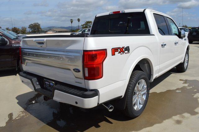 2019 F-150 SuperCrew Cab 4x4,  Pickup #F92354 - photo 2