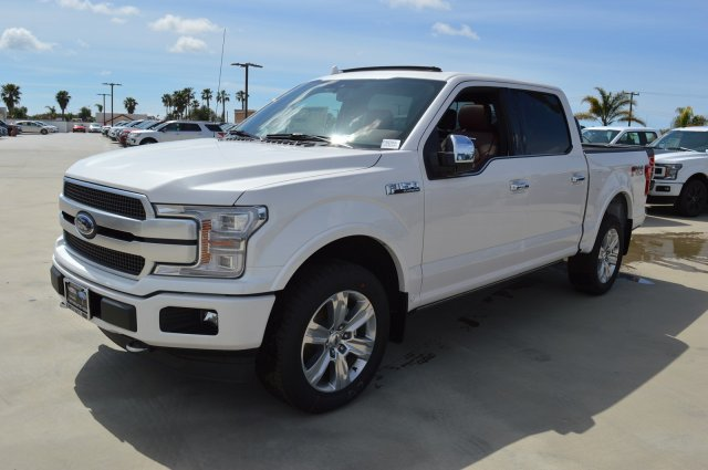 2019 F-150 SuperCrew Cab 4x4,  Pickup #F92354 - photo 4