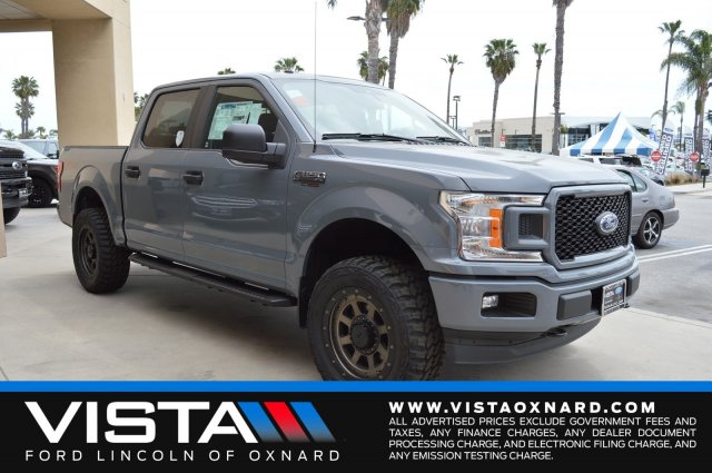 2019 F-150 SuperCrew Cab 4x4,  Pickup #F92469 - photo 1