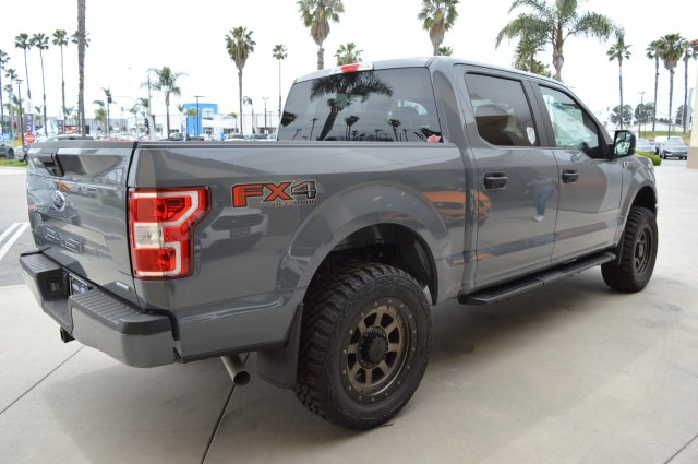 2019 F-150 SuperCrew Cab 4x4,  Pickup #F92469 - photo 2