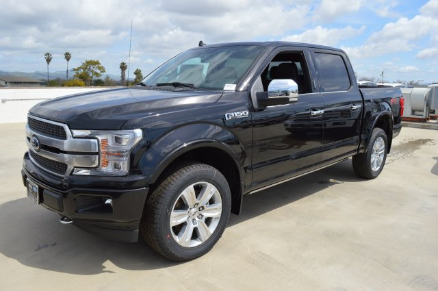 2019 F-150 SuperCrew Cab 4x4,  Pickup #F92922 - photo 4