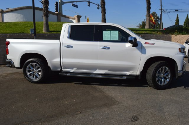 2019 Silverado 1500 Crew Cab 4x4, Pickup #F92948A - photo 4