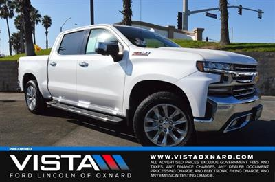 2019 Silverado 1500 Crew Cab 4x4, Pickup #F92948A - photo 1