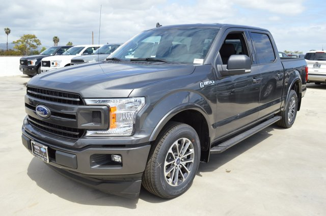 2019 F-150 SuperCrew Cab 4x2,  Pickup #F92987 - photo 4