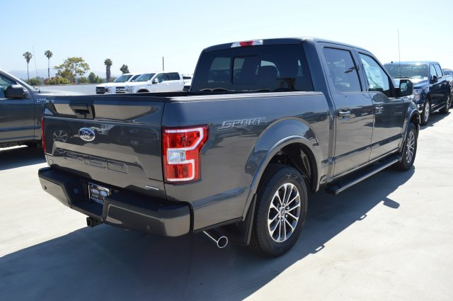 2019 F-150 SuperCrew Cab 4x2,  Pickup #F92990 - photo 2