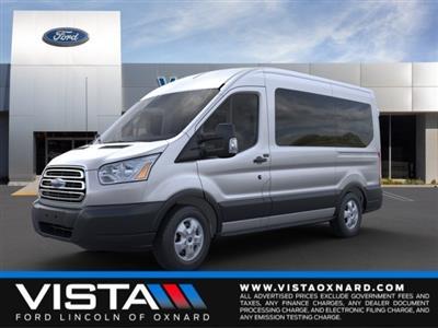 2019 Transit 150 Med Roof 4x2, Passenger Wagon #F93226 - photo 1