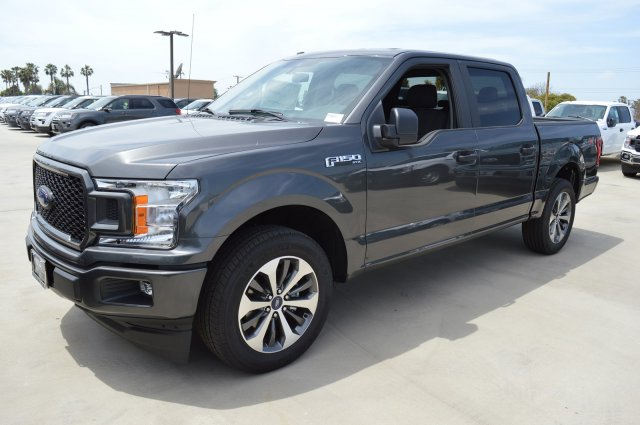 2019 F-150 SuperCrew Cab 4x2,  Pickup #F96942 - photo 3