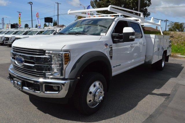 2019 F-450 Crew Cab DRW 4x2,  Scelzi SEC Combo Body #F9C535 - photo 5