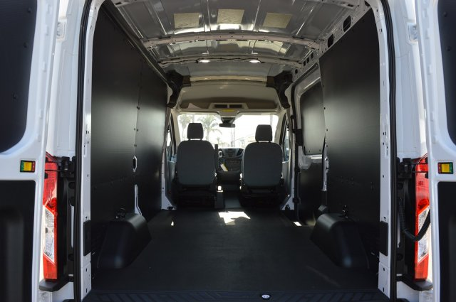 2019 Transit 150 Med Roof 4x2,  Empty Cargo Van #F9C553 - photo 1