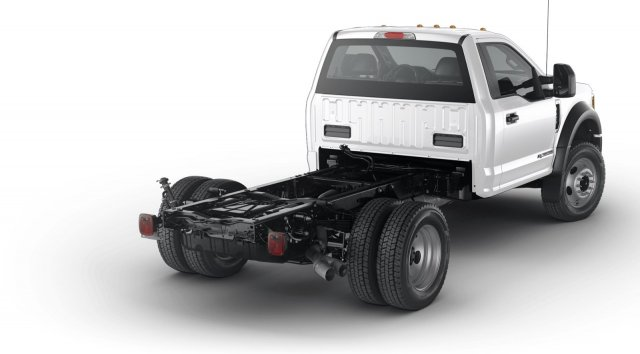 2019 Ford F-450 Regular Cab DRW RWD, Knapheide Steel Service Body #F9C564 - photo 4