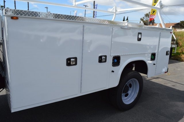 2019 Ford F-450 Regular Cab DRW RWD, Knapheide Steel Service Body #F9C564 - photo 10