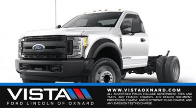 2019 F-450 Regular Cab DRW 4x2,  Knapheide Standard Service Body #F9C564 - photo 1