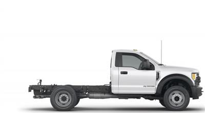2019 Ford F-450 Regular Cab DRW RWD, Knapheide Steel Service Body #F9C564 - photo 6