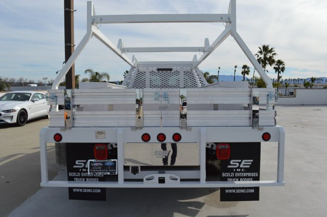 2019 F-350 Regular Cab DRW 4x2,  Scelzi CTFB Contractor Body #F9C567 - photo 7