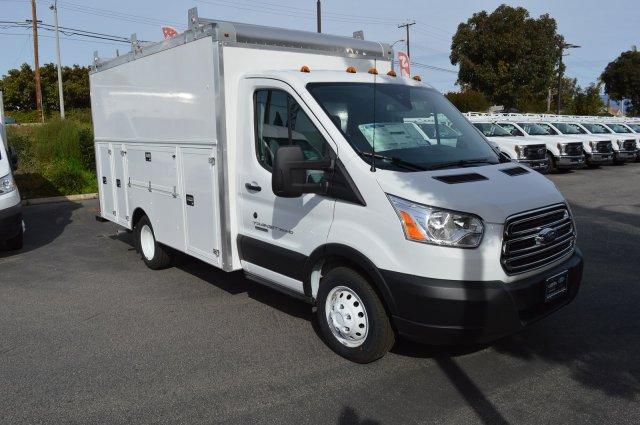 2019 Transit 350 HD DRW 4x2,  Supreme Service Utility Van #F9C570 - photo 1
