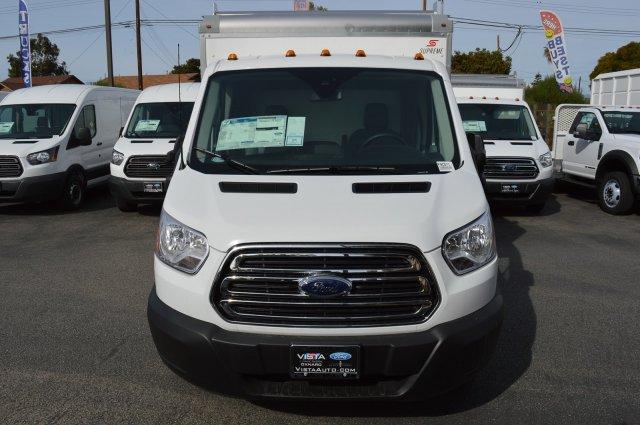 2019 Transit 350 HD DRW 4x2,  Supreme Spartan Service Utility Van #F9C571 - photo 3