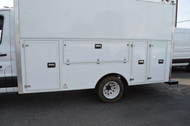 2019 Transit 350 HD DRW 4x2,  Supreme Spartan Service Utility Van #F9C571 - photo 8