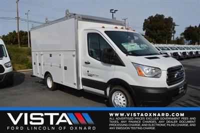2019 Transit 350 HD DRW 4x2,  Supreme Spartan Service Utility Van #F9C571 - photo 1