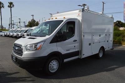 2019 Transit 350 HD DRW 4x2,  Supreme Spartan Service Utility Van #F9C571 - photo 4