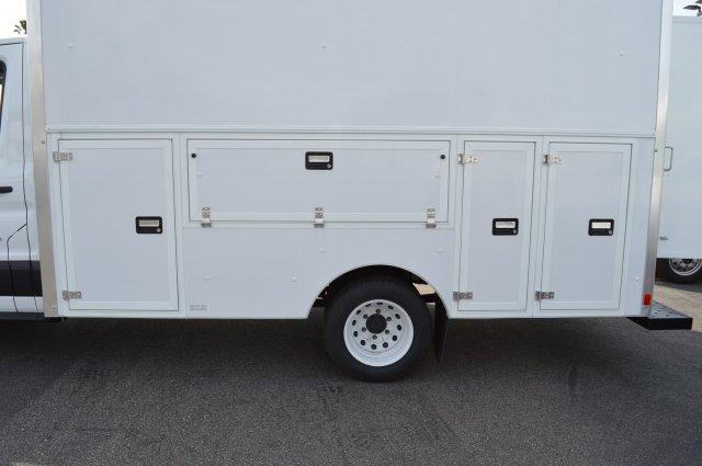 2019 Transit 350 HD DRW 4x2,  Supreme Spartan Service Utility Van #F9C572 - photo 8