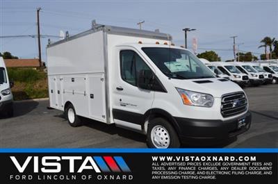 2019 Transit 350 HD DRW 4x2,  Supreme Spartan Service Utility Van #F9C572 - photo 1