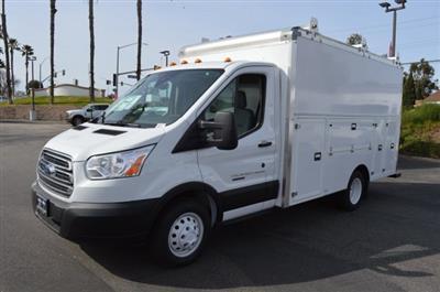 2019 Transit 350 HD DRW 4x2,  Supreme Spartan Service Utility Van #F9C572 - photo 4