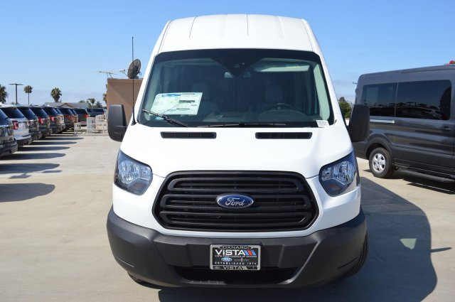 2019 Transit 350 High Roof 4x2, Empty Cargo Van #F9C589 - photo 3