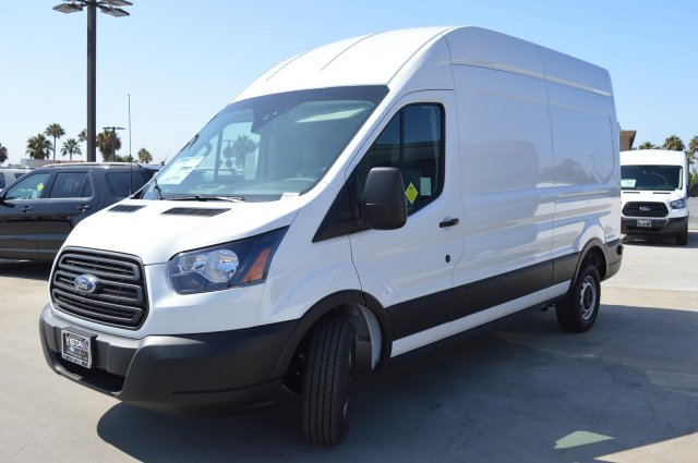 2019 Transit 350 High Roof 4x2, Empty Cargo Van #F9C589 - photo 4