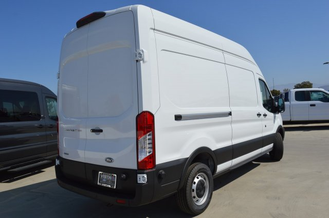 2019 Transit 350 High Roof 4x2, Empty Cargo Van #F9C589 - photo 7
