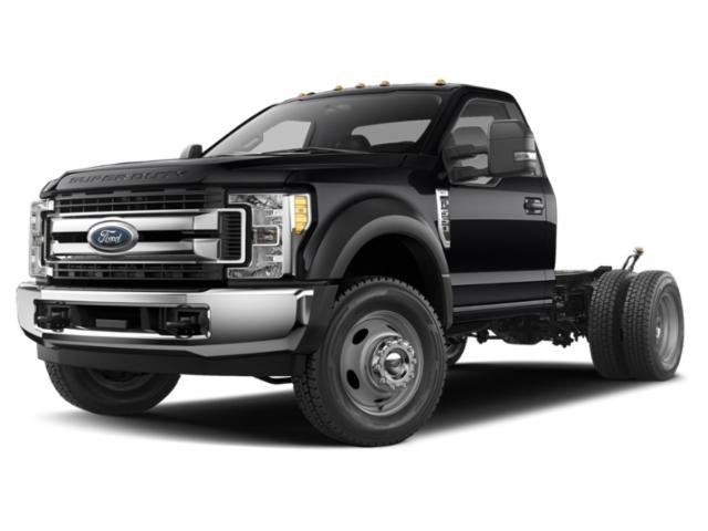 2019 F-550 Crew Cab DRW 4x2,  Scelzi Service Body #F9C592 - photo 1