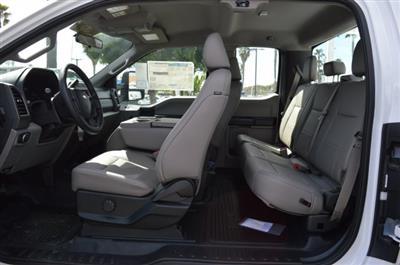2019 F-550 Super Cab DRW 4x2,  Scelzi SEC Combo Body #F9C593 - photo 8