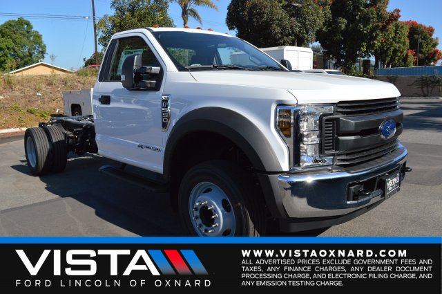 2019 F-550 Regular Cab DRW 4x2,  Cab Chassis #F9C601 - photo 1