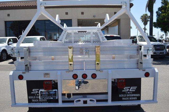 2019 F-350 Regular Cab DRW 4x2,  Scelzi CTFB Contractor Body #F9C633 - photo 11