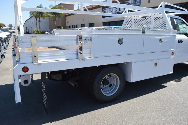 2019 F-350 Regular Cab DRW 4x2,  Scelzi Contractor Body #F9C633 - photo 1