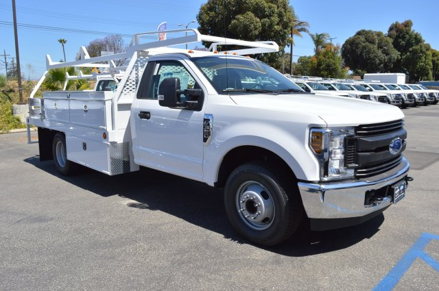 2019 F-350 Regular Cab DRW 4x2,  Scelzi CTFB Contractor Body #F9C633 - photo 12