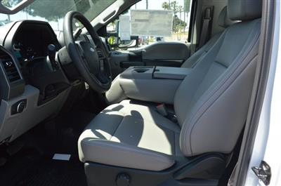 2019 F-350 Regular Cab DRW 4x2,  Scelzi CTFB Contractor Body #F9C633 - photo 6