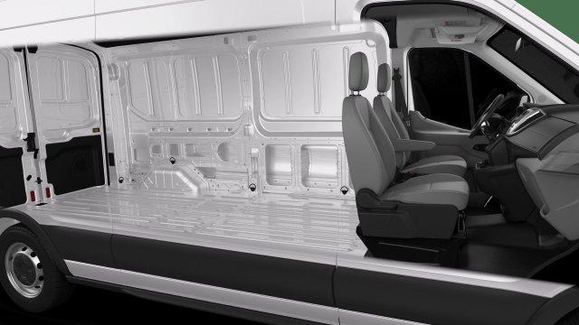 2019 Transit 250 Med Roof 4x2, Empty Cargo Van #F9C637 - photo 2