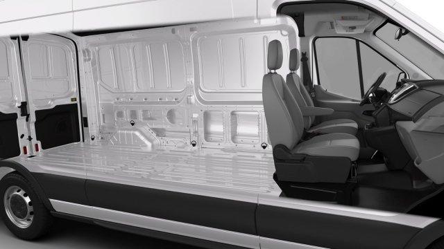 2019 Transit 250 Med Roof 4x2, Empty Cargo Van #F9C648 - photo 1