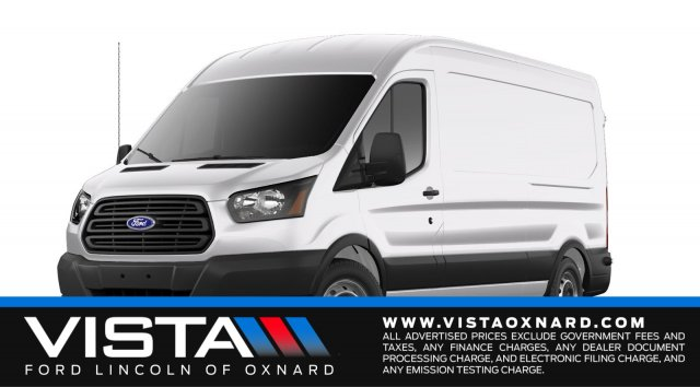 2019 Transit 250 Med Roof 4x2, Empty Cargo Van #F9C650 - photo 1