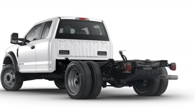 2019 Ford F-550 Super Cab DRW 4x2, Scelzi Contractor Body #F9C663 - photo 1