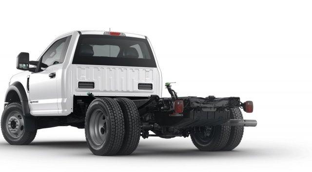 2019 Ford F-550 Regular Cab DRW 4x4, Scelzi Platform Body #F9C684 - photo 1