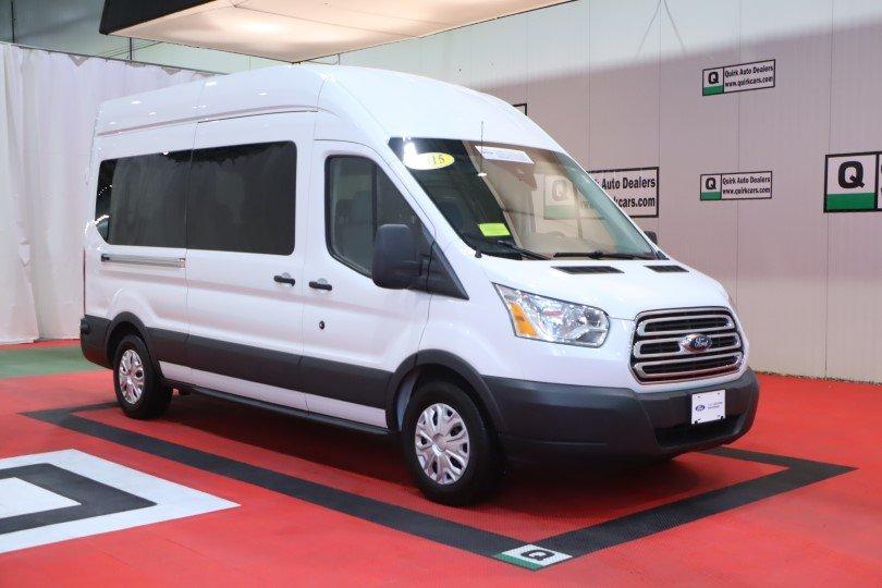 2015 Ford Transit Wagon XLT #8278A - photo 1