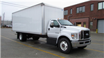 2016 F-650 DRW, Dry Freight #F100006 - photo 1