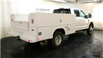 2017 F-350 Super Cab DRW 4x4, Reading Classic II Aluminum  Service Body #F103217 - photo 2