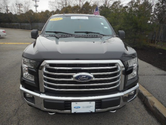 2015 F-150 Super Cab 4x4, Pickup #F103240-1 - photo 3