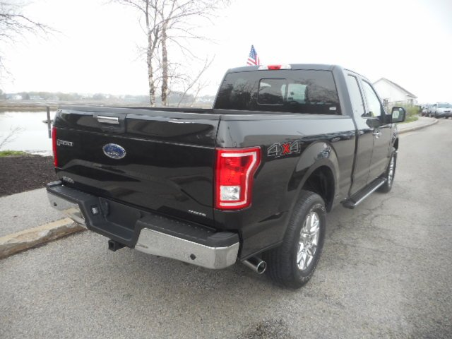 2015 F-150 Super Cab 4x4, Pickup #F103240-1 - photo 2